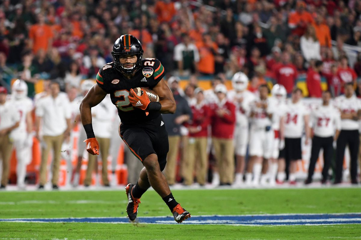 Capital One Orange Bowl - Miami v Wisconsin