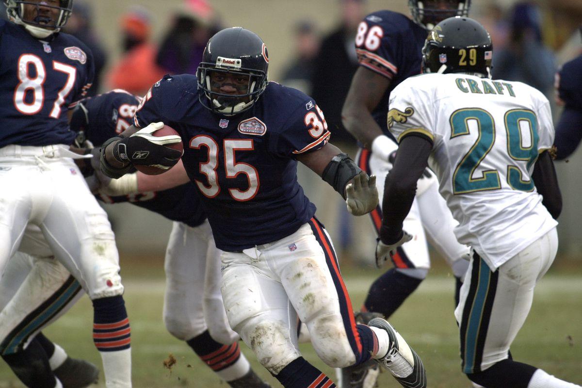 Jaguars v Bears X