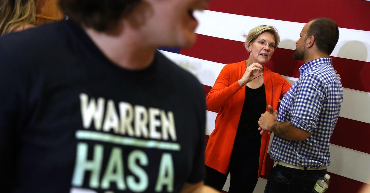 Elizabeth Warren's latest Wall Street enemy: private equity