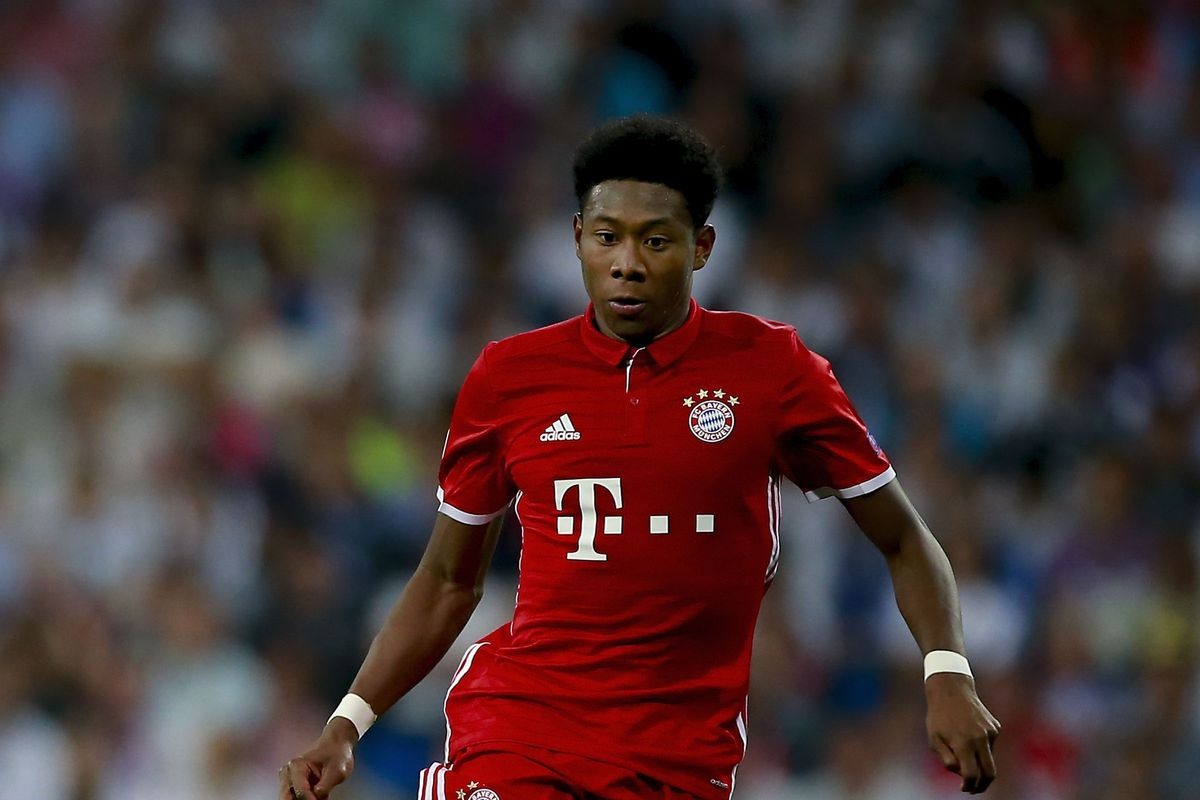 David Alaba Scores Free Kick As Bayern Munich Push For