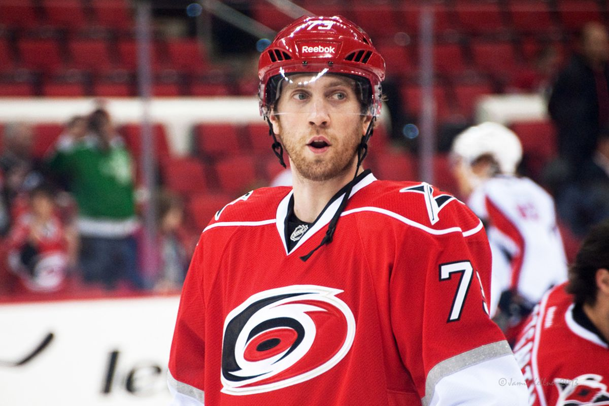 Brett Bellemore received a one-year, two-way contract from the Hurricanes that will guarantee him at least $250,000.
