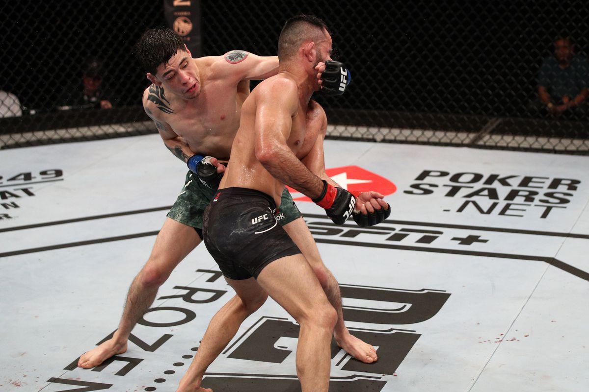 UFC Fight Night: Formiga v Moreno