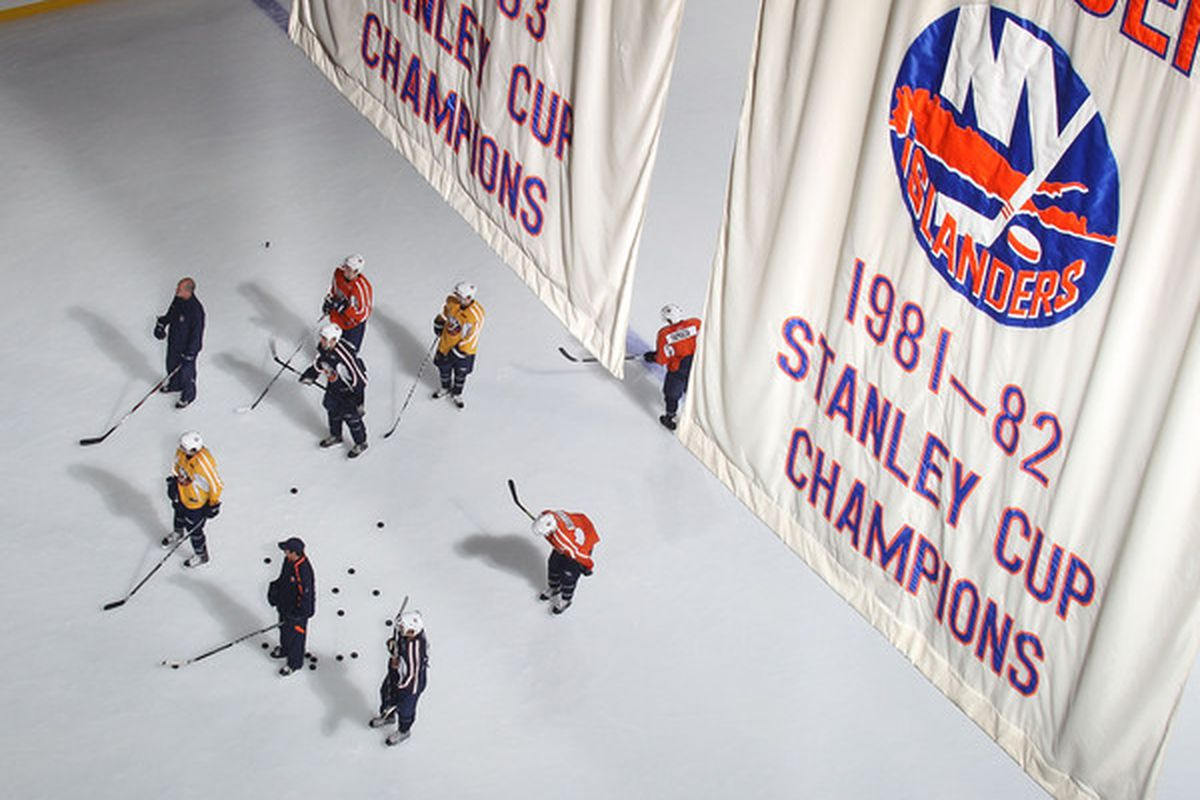 Where will these banners hang in 2015? I like to think about other things in July.