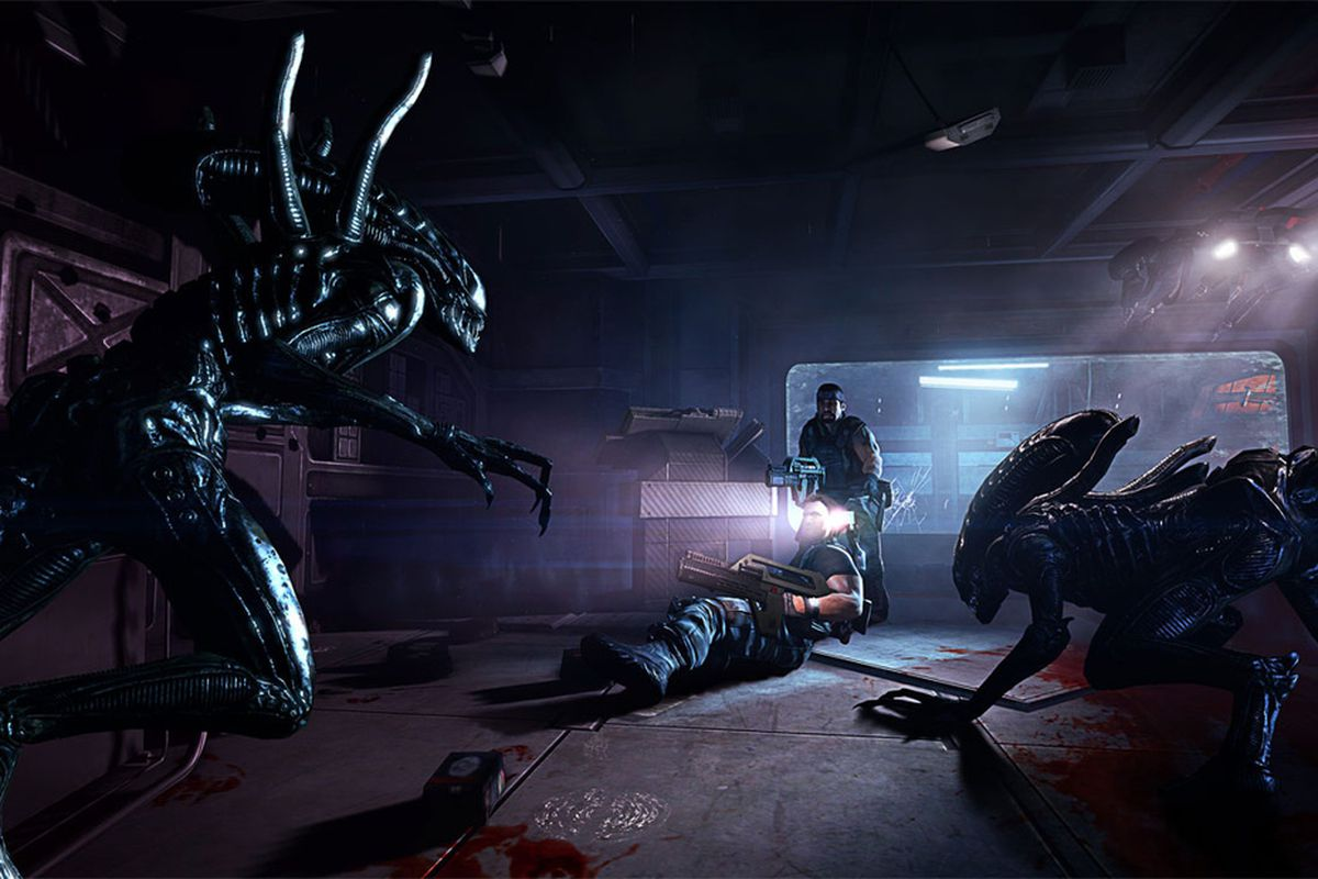 Alien: Isolation game for PC