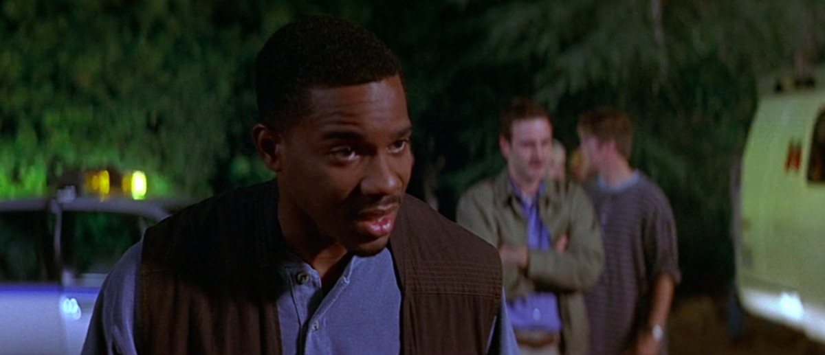 joel (duane martin) tells gale that he'd rather not go into the death house