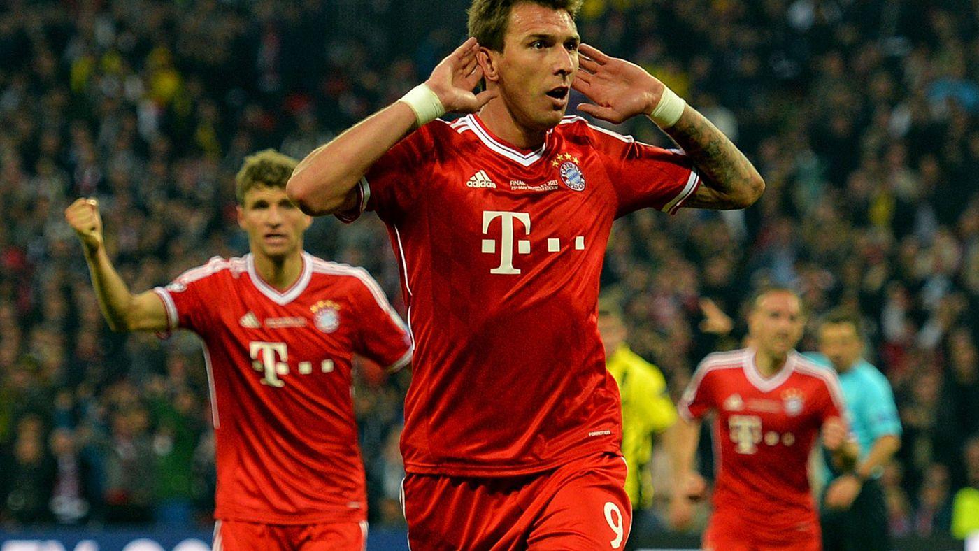 Bayern Munich Vs Borussia Dortmund 2013 Uefa Champions League Final Score 2 1 Arjen Robben The Hero Sbnation Com