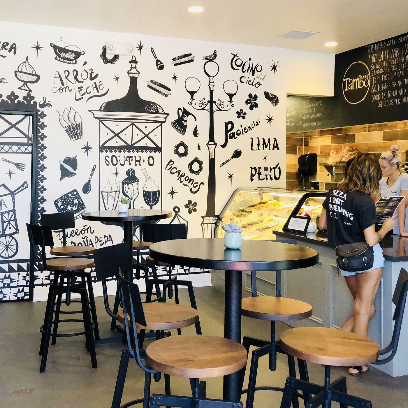 Tambo Cafe Debuts In South Oceanside Eater San Diego