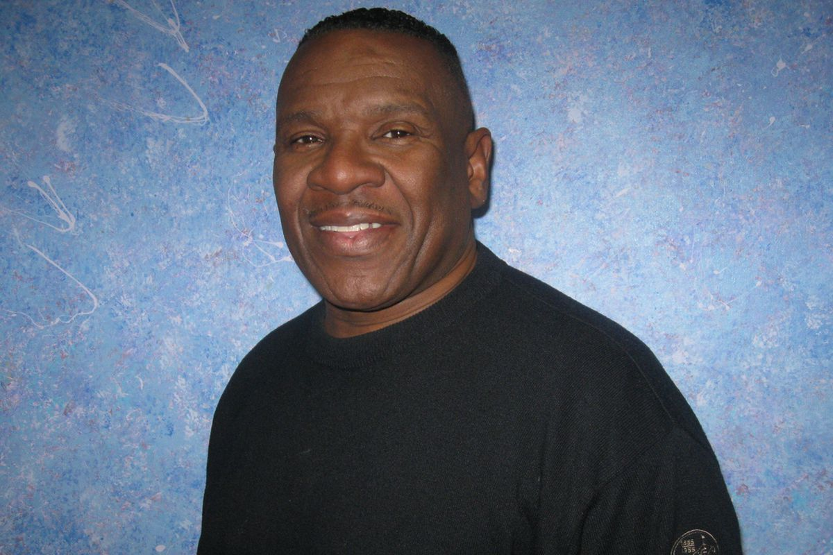 Roy Simmons in an undated photo about 5 years ago.