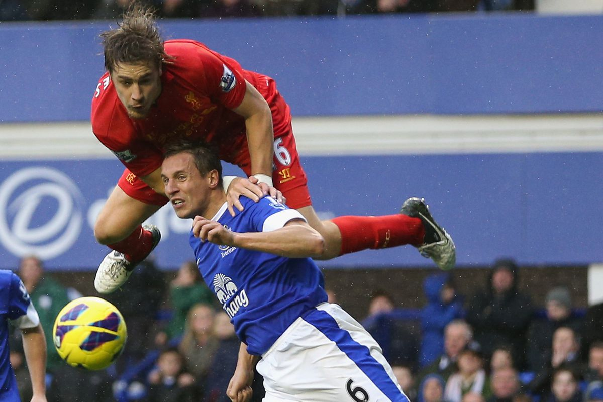 This isn't a foul, Liverpool fans?