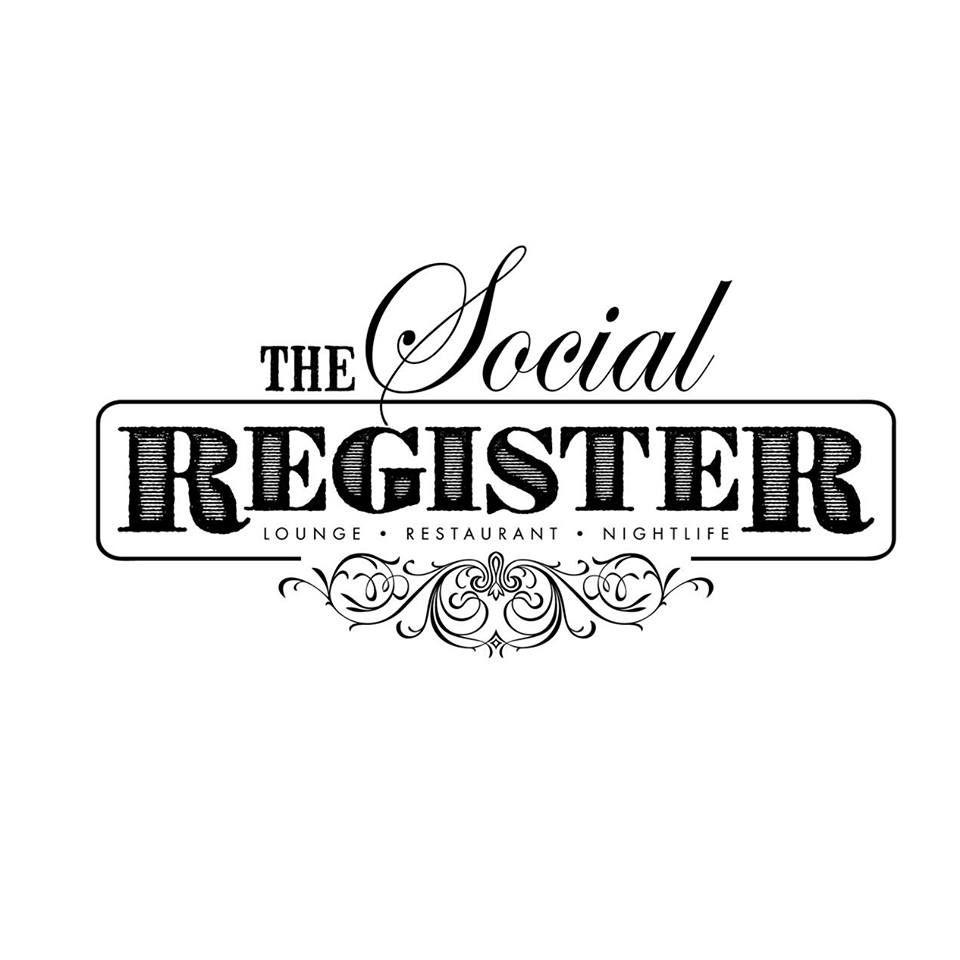The Social Register logo