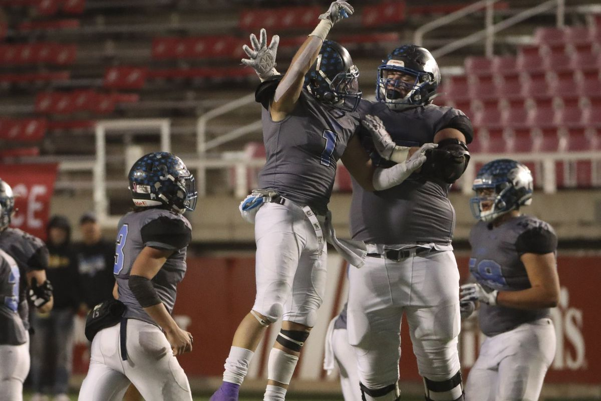 High School Football Often Toiling Away In Anonymity Sky View S