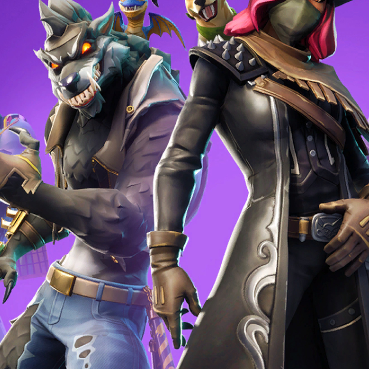 What Is Fortnite S Hunting Party Challenge Polygon