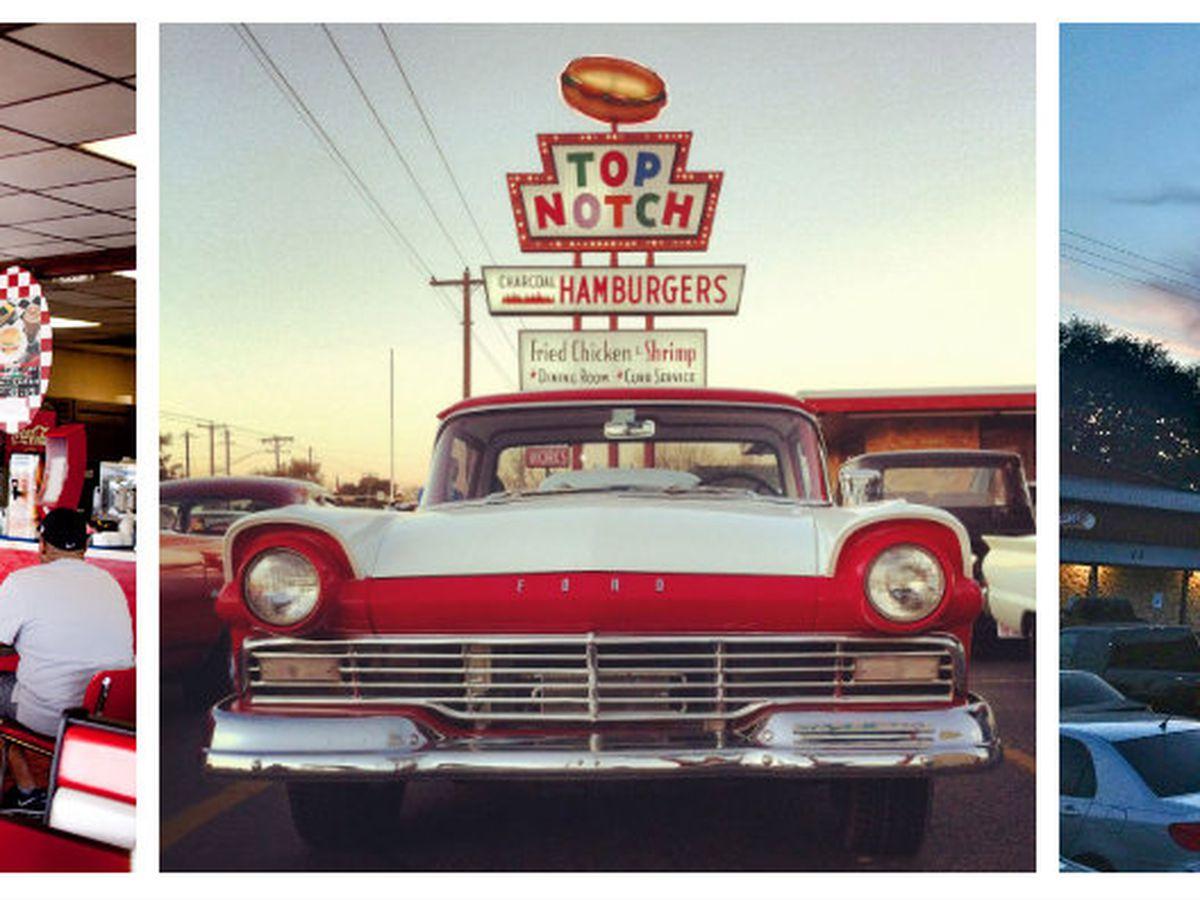 Austin\'s Top Ten Old-School Burger Joints, Mapped