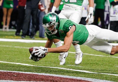 usa today 10480951 - Littrell bet on himself by returning to North Texas. Will it pay off?