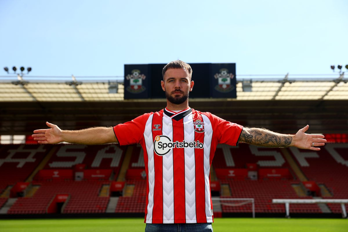 Southampton Unveil New Signing Adam Armstrong