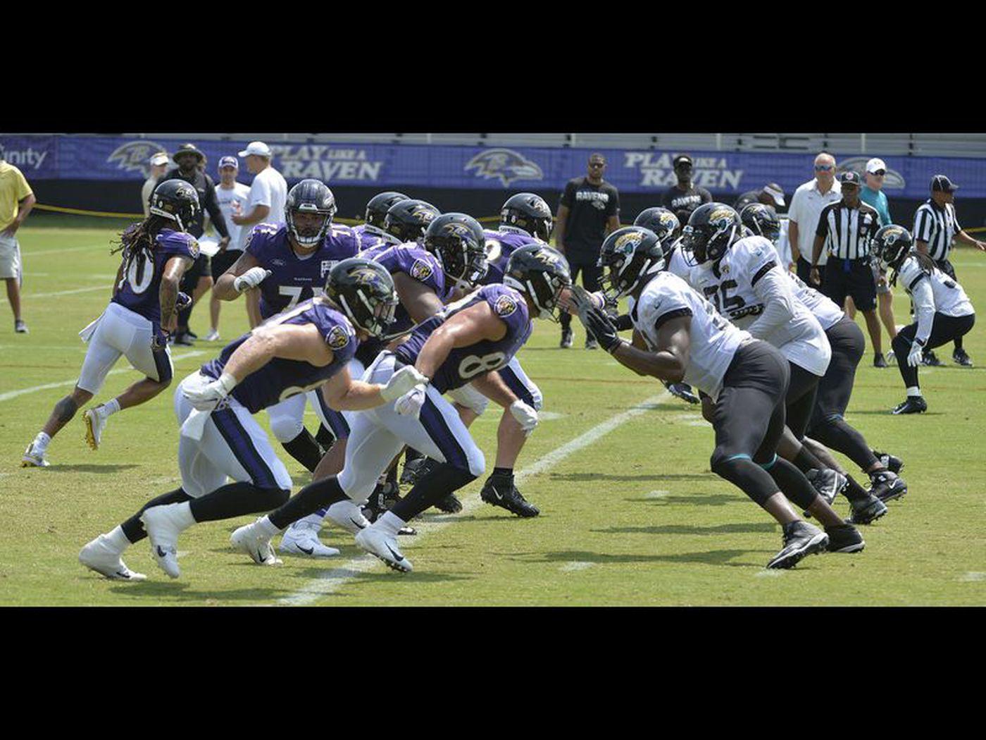 Jaguars vs  Ravens: Live blog from Week 1 preseason opener - Big Cat