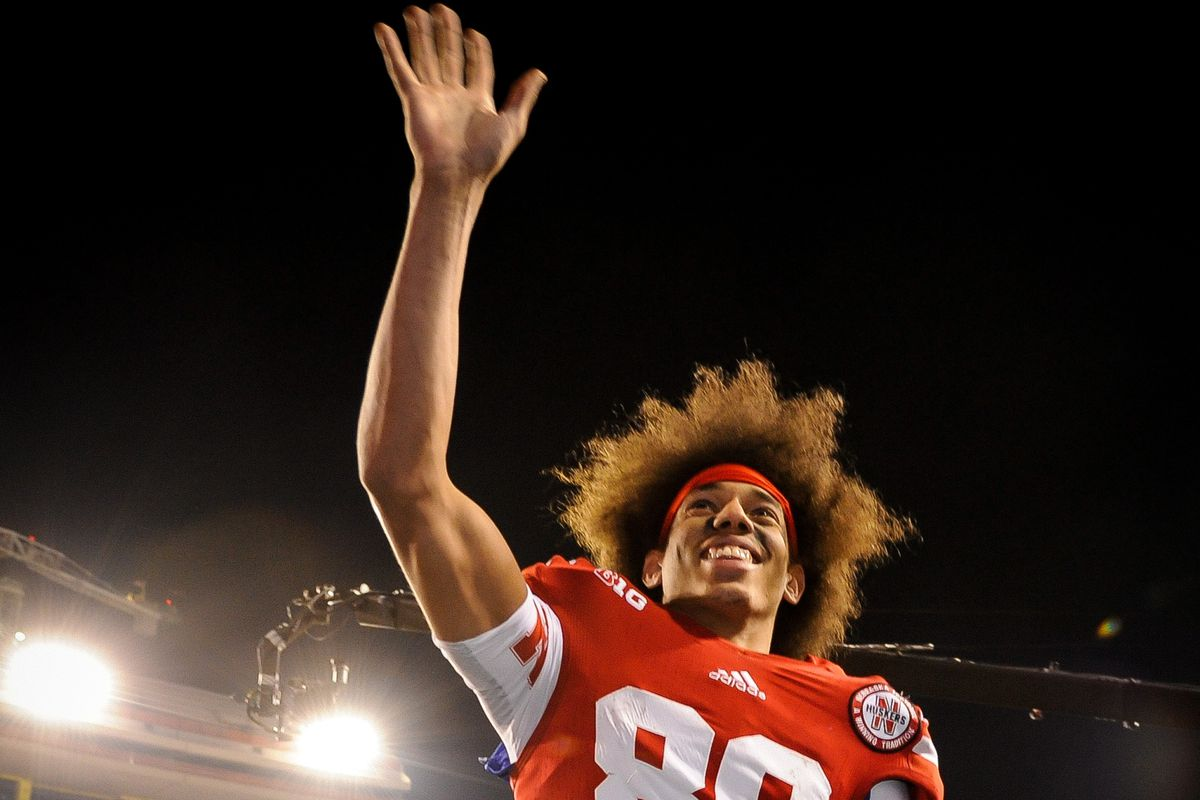 Kenny Bell welcomes the class of '13 to Lincoln? Sure.