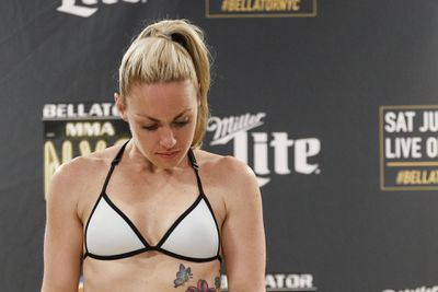 Heather Hardy won't back down
