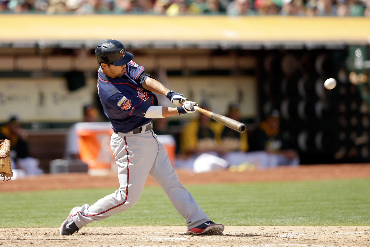 The Suzuki method pays off here for the Twins.
