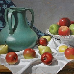 Apples and Pears, Kevin Frank