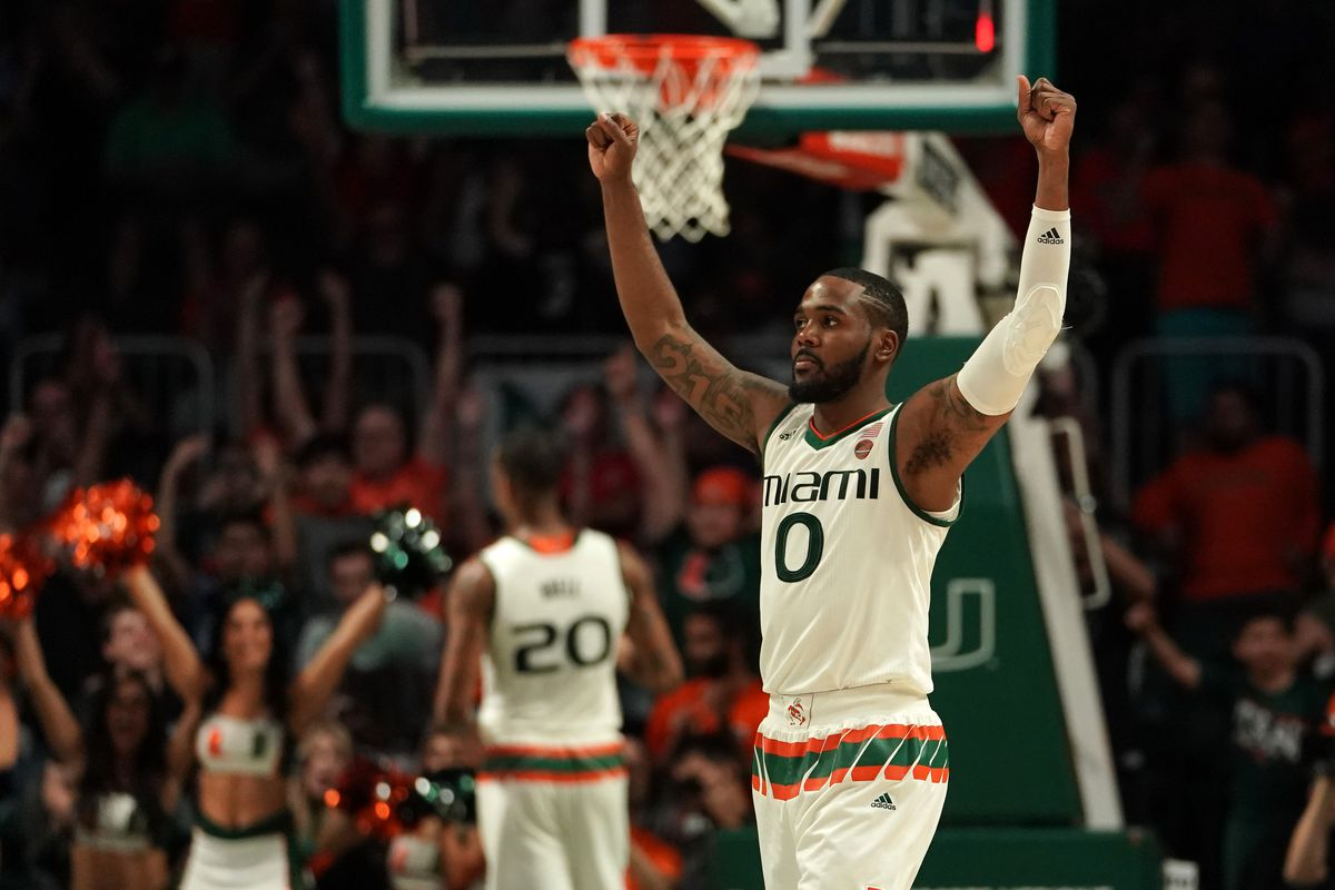 caneshoops bracketology update - state of the u
