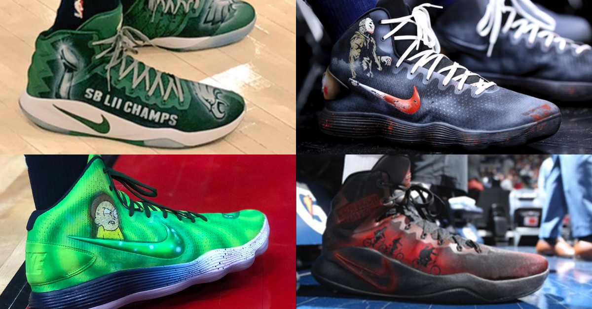 Karl-Anthony Towns' custom sneaker game is best in the entire NBA -  SBNation.com