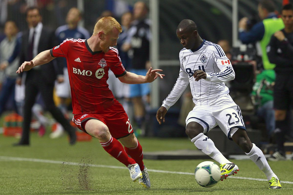 Toronto FC v Vancouver Whitecaps