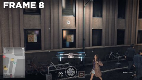 Judgment best drone part QR code locations - Polygon