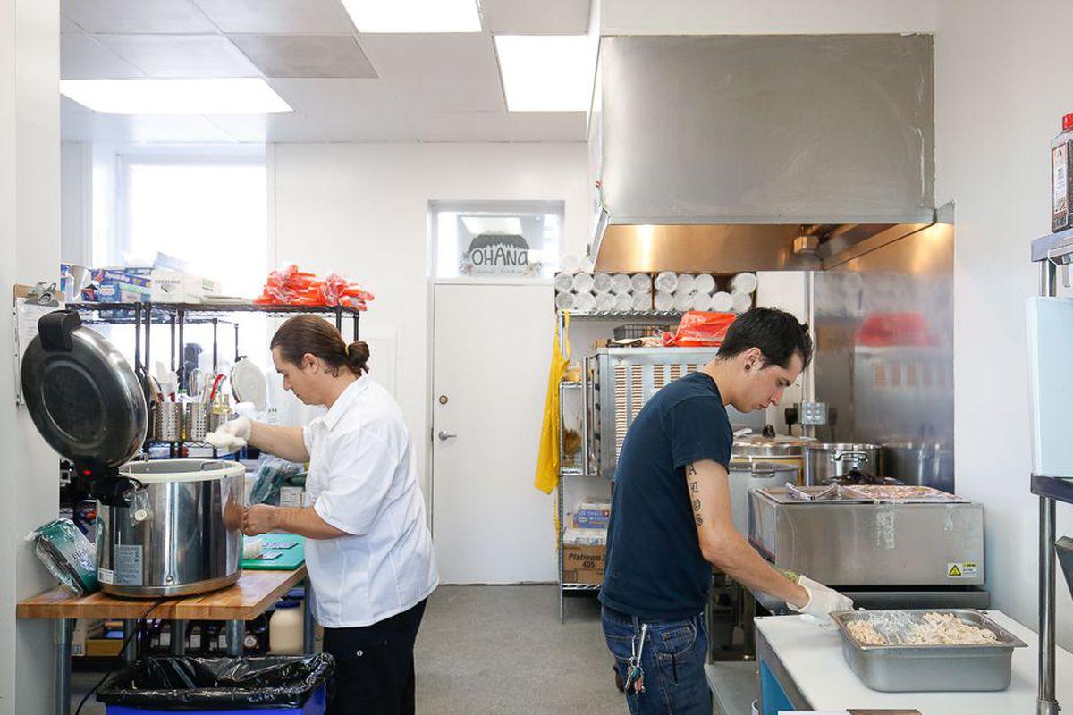 ohana island kitchen is one of the denver area restaurants facing a shortage of staffers this season adam larkeyeater