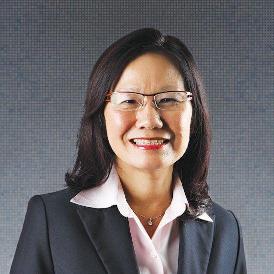 NUS Enterprise CEO Lily Chan