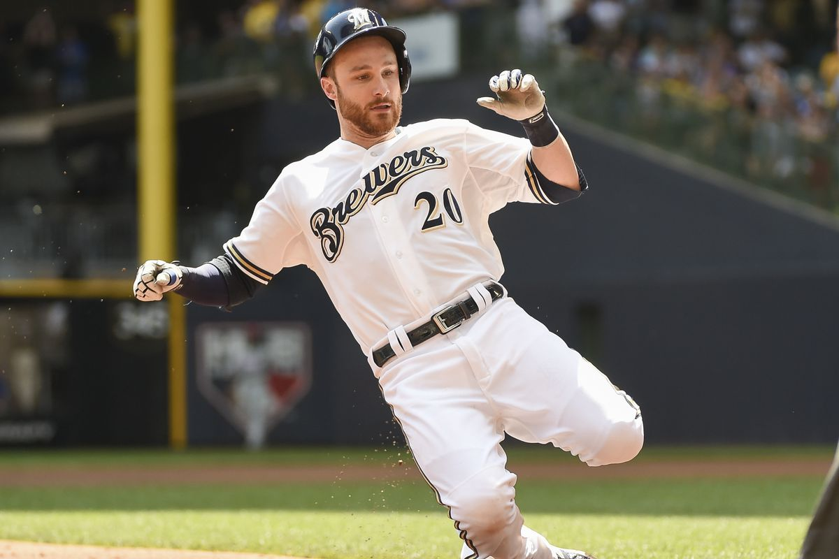 Jonathan Lucroy has been in quite a slide this year (get it?), but will he bounce back?