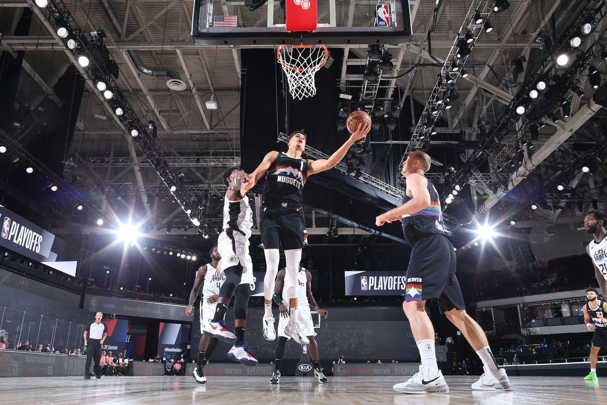 LA Clippers v Denver Nuggets - Game Four