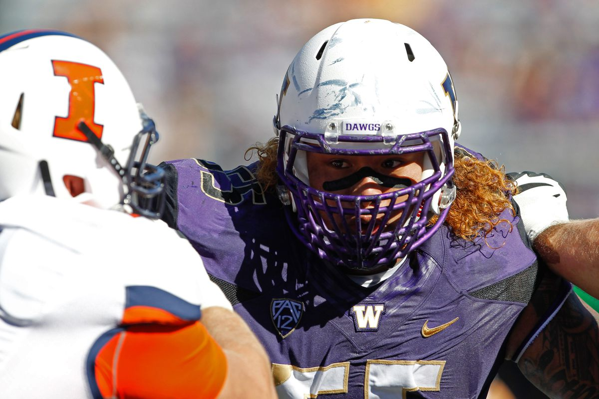 Danny Shelton, the anchor and key to our defense