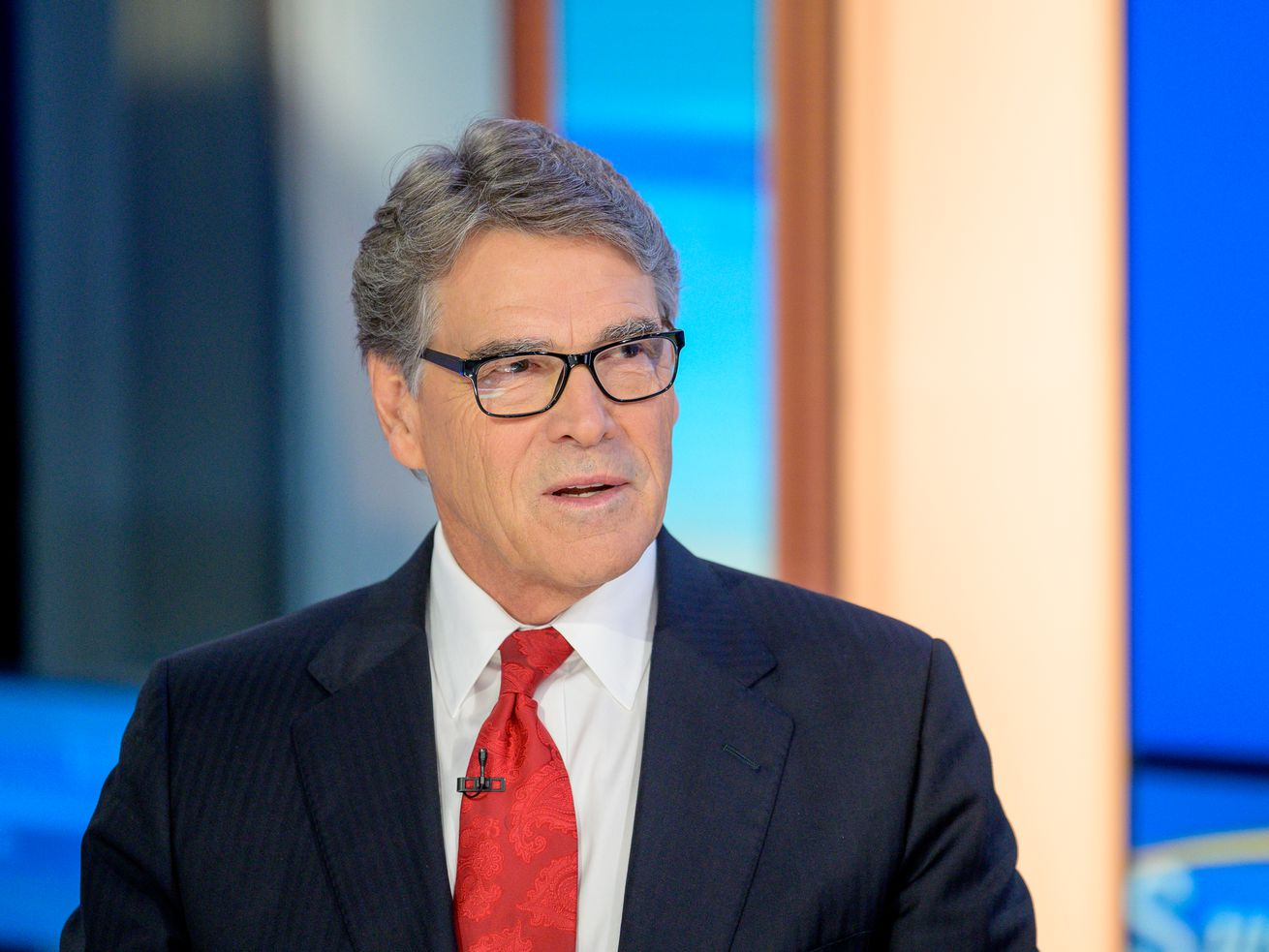 """US Energy Secretary Rick Perry & Former Citigroup CEO And Chairman Sandy Weill Visit """"Mornings With Maria"""""""
