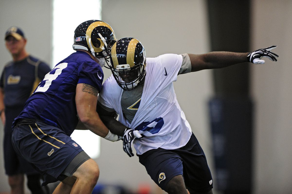 2017 St Louis Rams Updated Roster Depth Chart