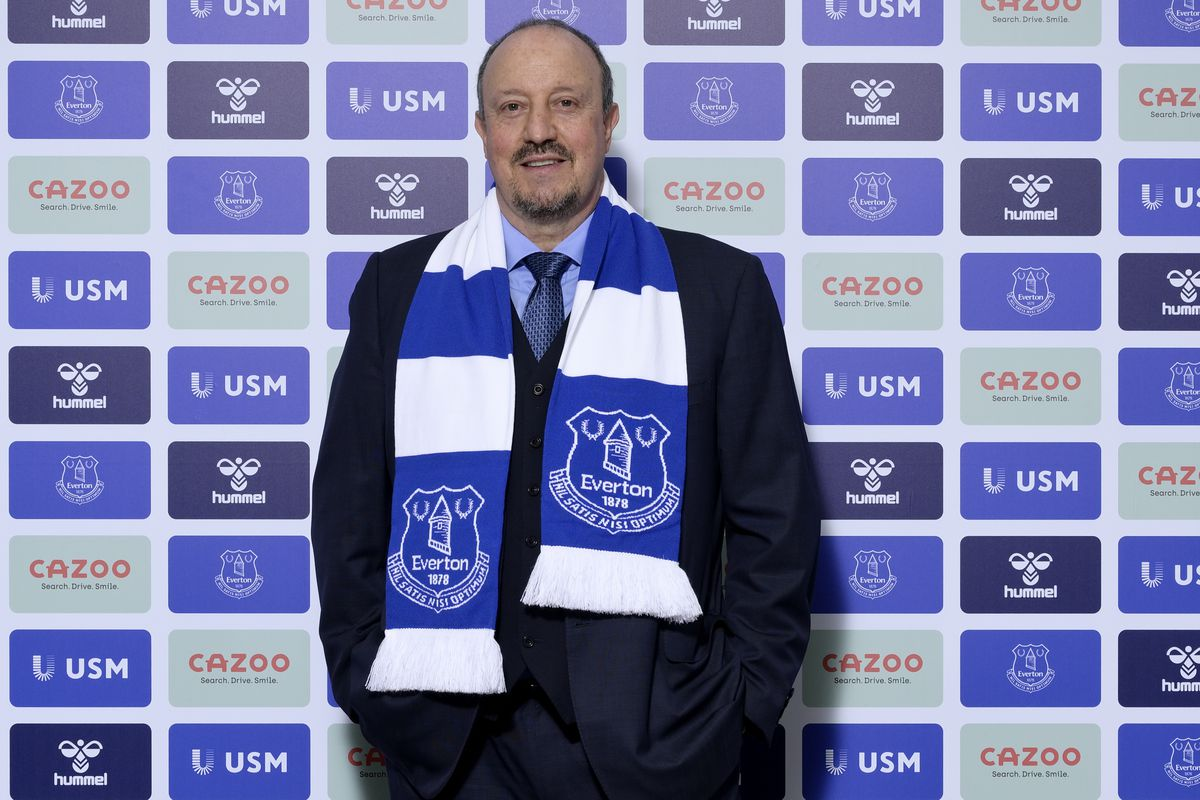 Official: Everton Appoint Former Liverpool Manager Rafa Benitez - The Liverpool Offside