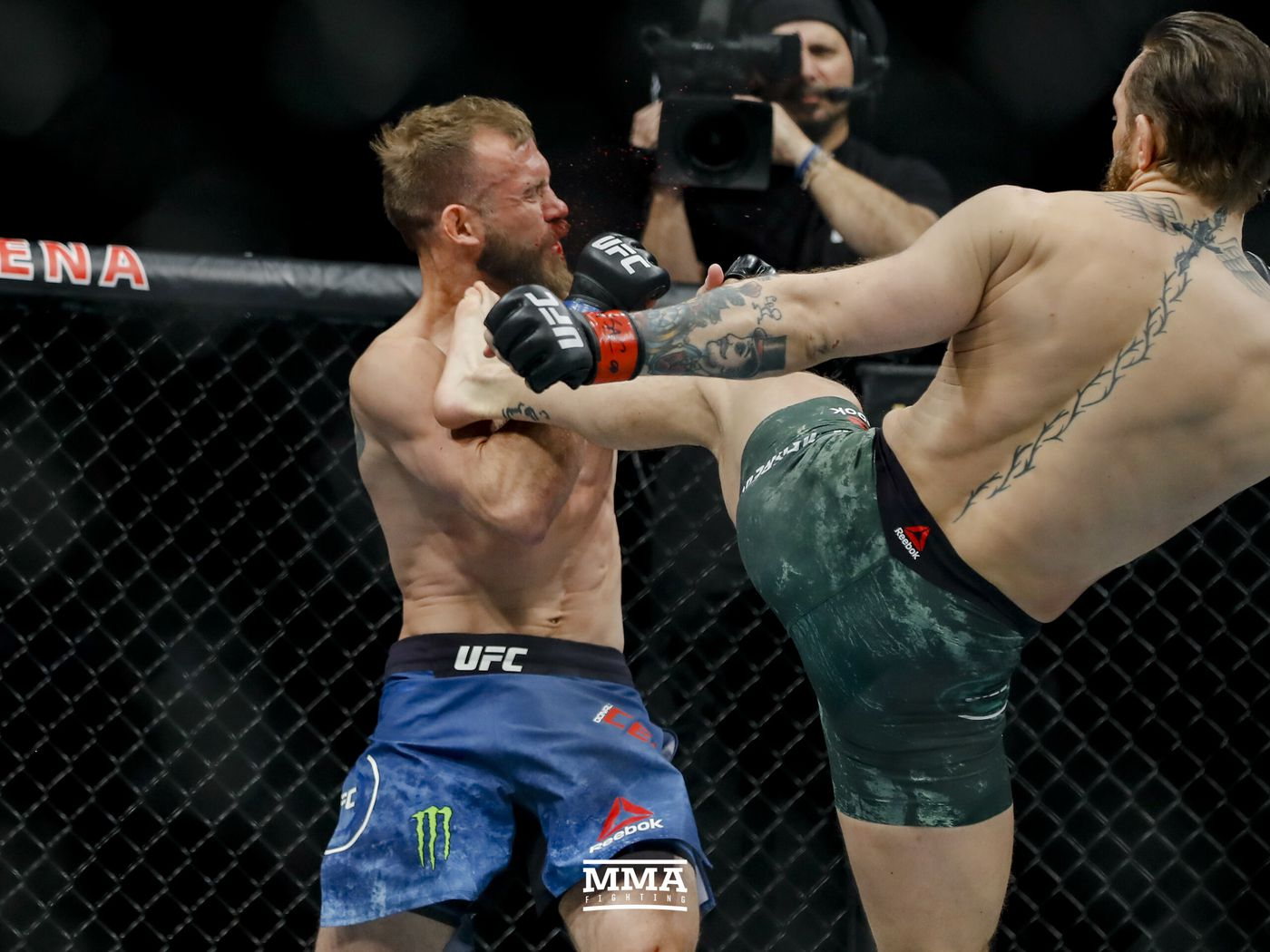 UFC 246 in Tweets: Pros react to Conor McGregor's knockout win over Donald Cerrone - MMA Fighting