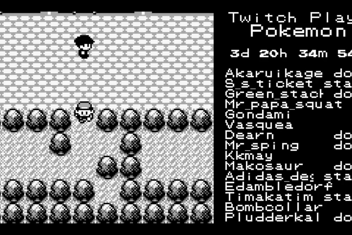 Twitch Plays Pokemon causing chat problems across the service - Polygon