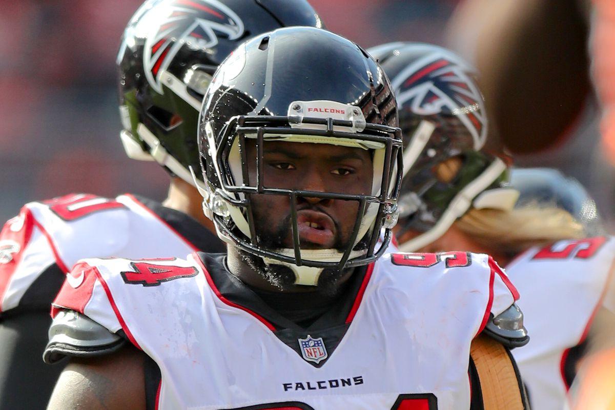 NFL: NOV 11 Falcons at Browns