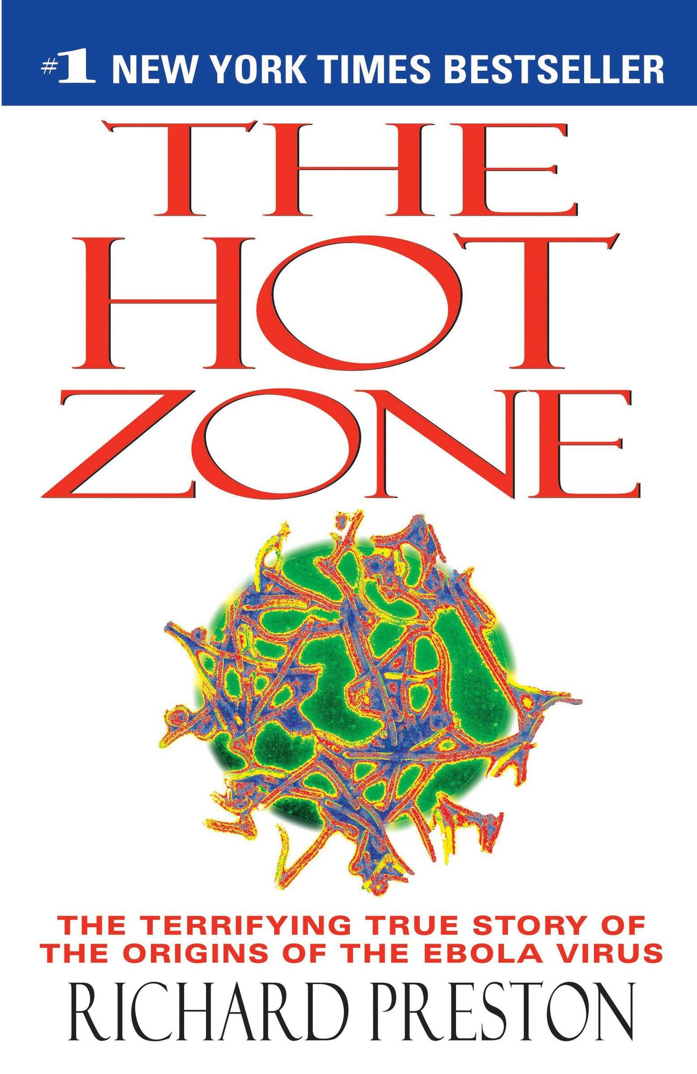 Richard Preston on legacy of The Hot Zone and the future of