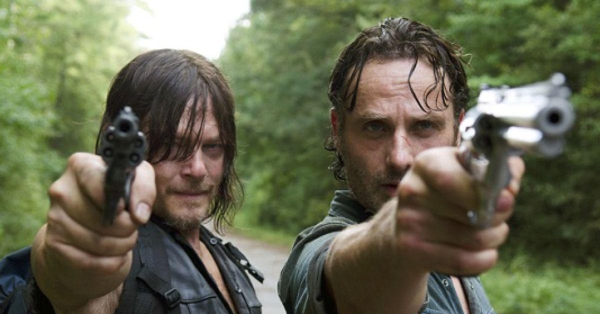 AMC has renewed The Walking Dead for a ninth season