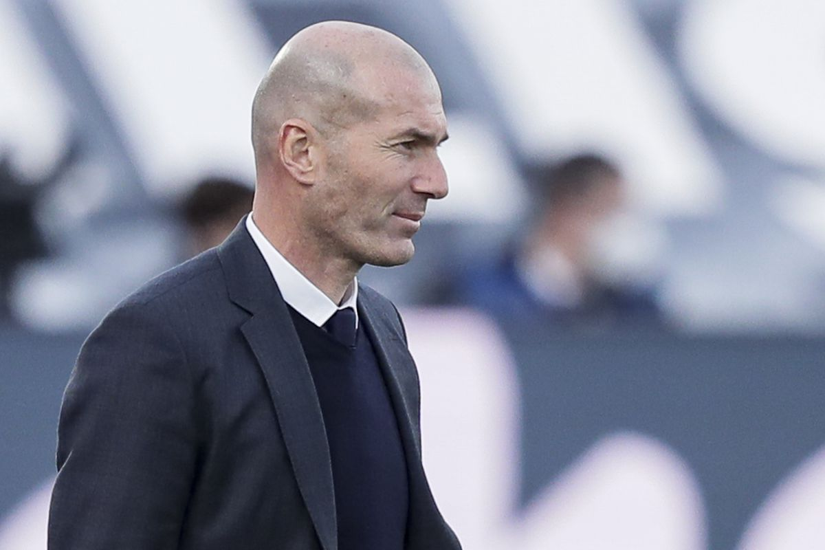Zinedine Zidane - Real Madrid - UEFA Chapions League