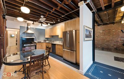 Industrial Williamsburg home has an \'elevated tree-house master ...
