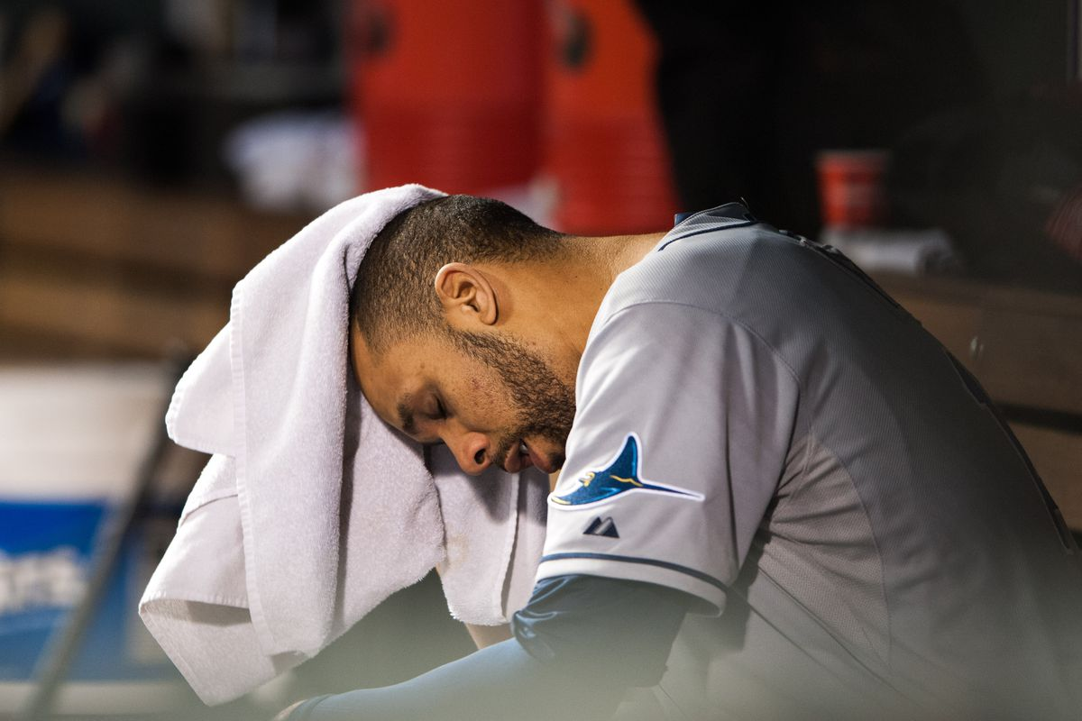 That's David Price of the Tampa Bay Rays.  Just imagine he's a Bear.
