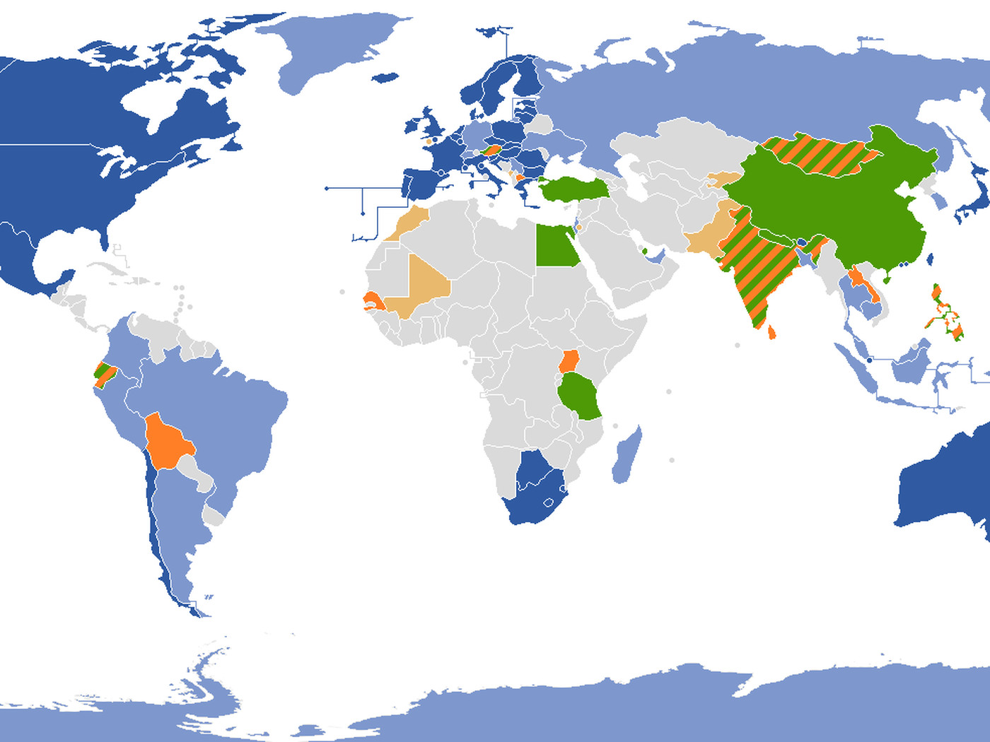 This map shows all the countries Google Maps' Street View ... Google Worldmap on hp world map, google earth, gaming world map, google maps street view, coca-cola world map, agile world map, palm world map, apps world map, web mapping, security world map, satellite map images with missing or unclear data, google mars, blank world map, google voice, google moon, yahoo! maps, google translate, cities in greenland on a map, google goggles, bing world map, microsoft world map, geocoin world map, google latitude, barnes & noble world map, google street view, route planning software, att world map, google map maker, pepsi world map, national geographic world map, google chrome, google search, bing maps, google docs, google sky,