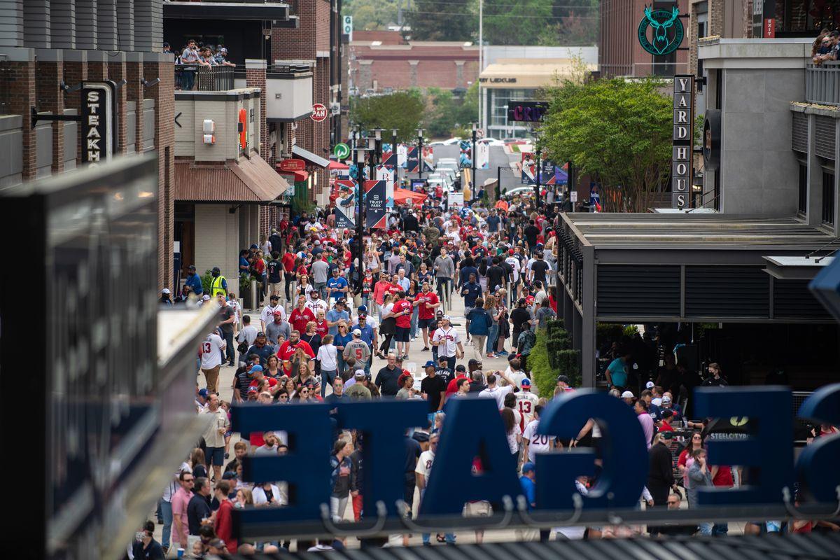 Philadelphia Phillies v. Atlanta Braves