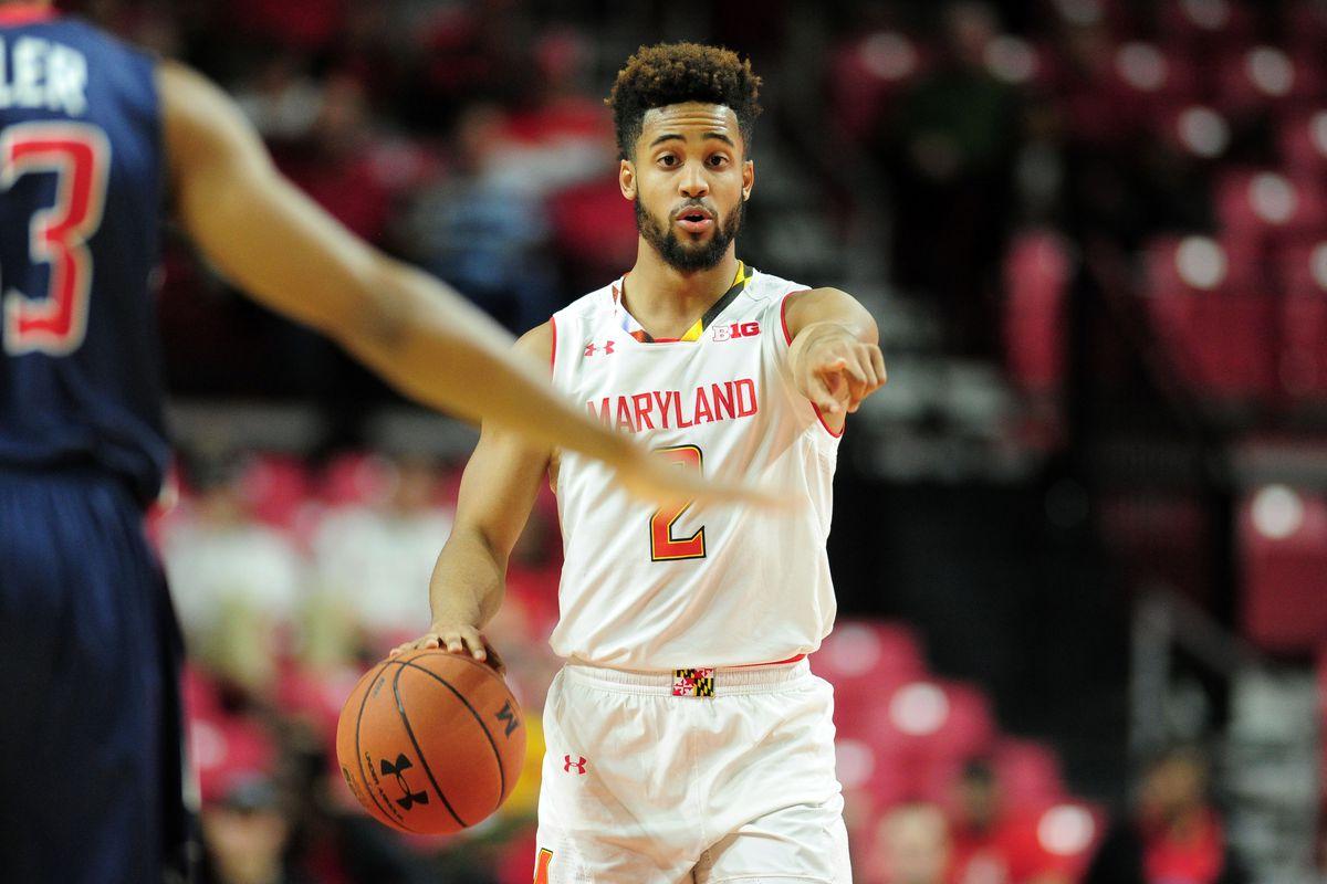 NCAA Basketball: Howard at Maryland