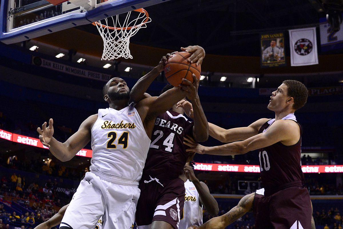 NCAA Basketball: Missouri Valley Conference Tournament-Wichita State vs Missouri State