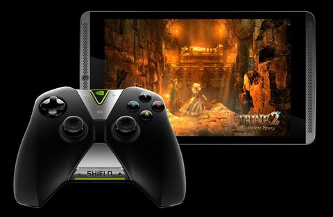 Nvidia Shield Tablet and wireless controller - The Verge