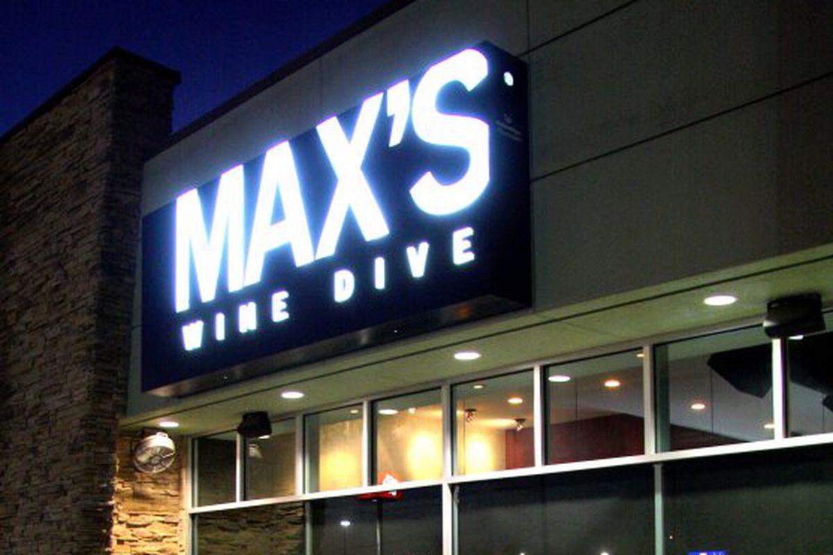 Max's Wine Dive on Washington Ave.